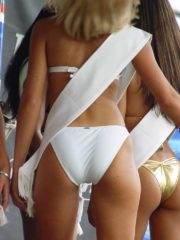 Grand Prix Americas Hot Girls Bikini Contest 122