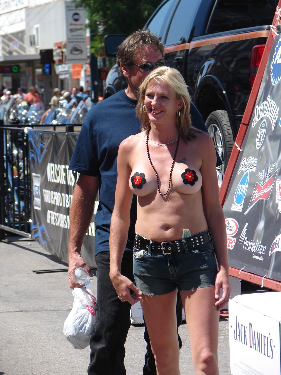 Sturgis rally boobs — img 8