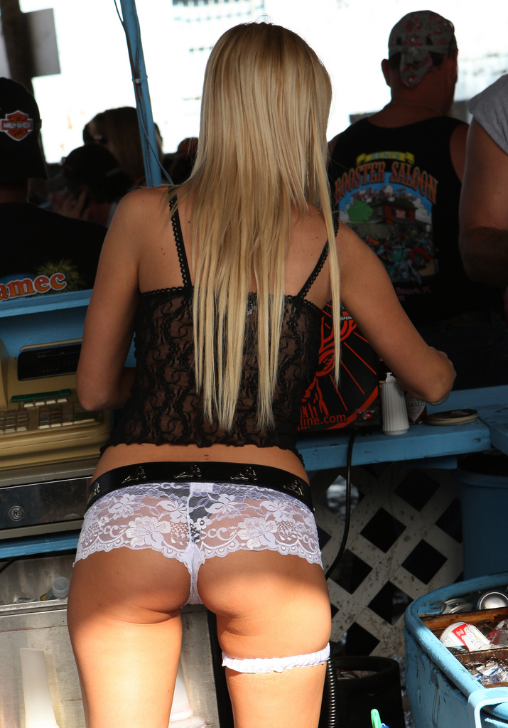 Are Daytona bike week girls naked final, sorry